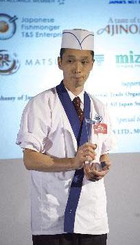 Масаси Огата (Masashi Ogata)