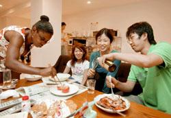 Социальные общежития в Японии