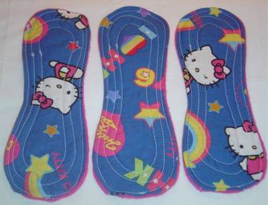Гигиенические прокладки «Hello Kitty»