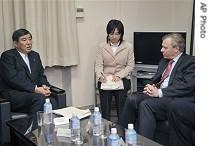 Генеральный секретарь НАТО выражает надежду, что Япония сыграет большую роль в Афганистане
