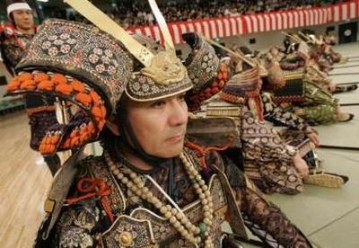 Фестиваль боевых искусств в Токио