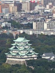 Официальный «Экзамен замка Нагоя» введён для повышения интереса к реставрации здания