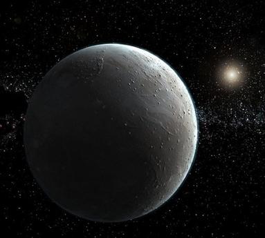 Японские учёные увидели новую планету