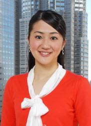 «Мисс Япония 2008» Эри Судзуки жертвует свой приз параолимпийской команде Японии