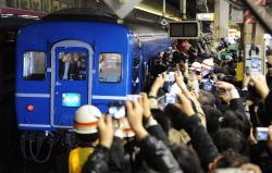 Последний «Галактический экспресс» отходит от станции Токио
