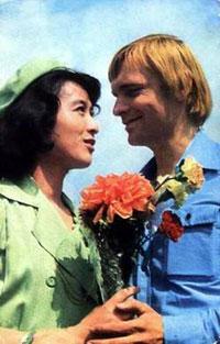 Комаки Курихара. Японская звезда советского кино