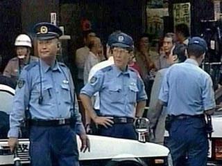 Один из членов уёку застрелился перед зданием японского парламента
