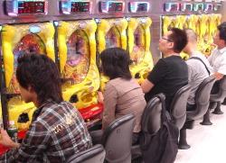Увеличение залов для патинко оказывает давление на японскую промышленность