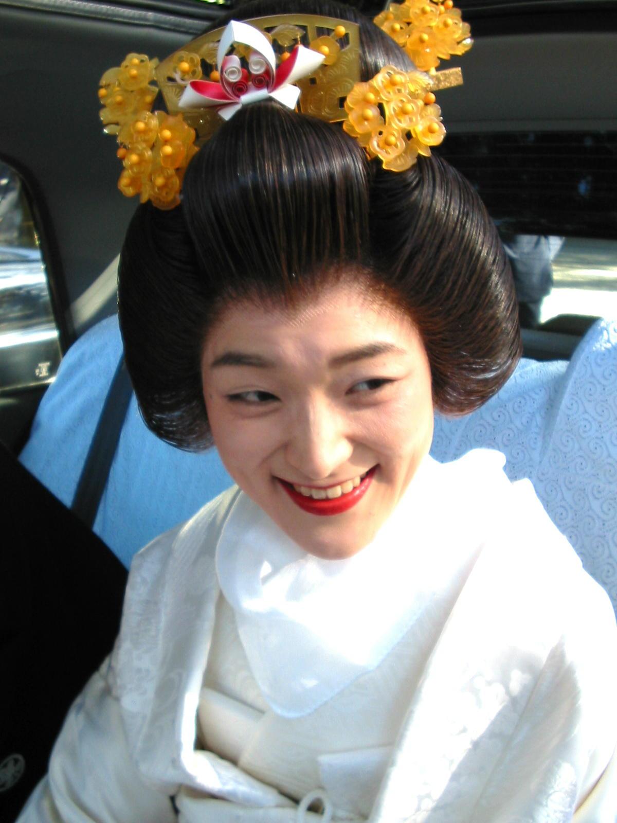 Японки с осьминогом 16 фотография