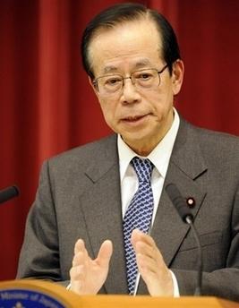Фукуда призывает людей усилить борьбу с глобальным потеплением