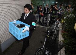 Двое членов «Гринпис: Япония» арестованы за кражу китового мяса из транспортной компании