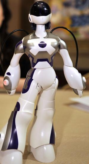 Японская компания создала «робота-подружку»