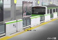 На станциях линии Яманотэ в Токио установят дополнительные ограждения на платформах