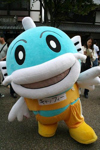 Caffy из префектуры Сига