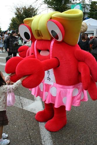 Kasumi-chan из префектуры Хёго