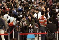 В Японии начался бум предновогодних отъездов