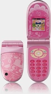 Японские дети и мобильные телефоны