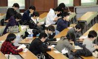 В Японии начались единые вступительные экзамены в вузы