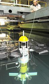 Японцы придумали робота, который отслеживает разливы нефти