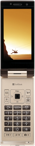 Коллекция телефонов Весна 2009 от оператора Softbank