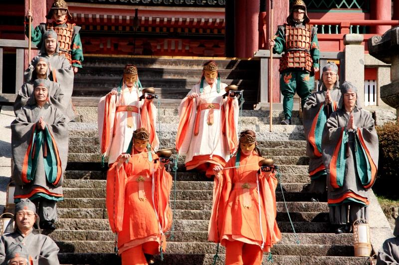 Сэйрю: покровитель Киото