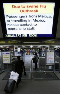 Объявление в аэропорту Нарита