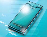Телефон на солнечной батарее
