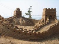 Всемирный фестиваль песчаных фигур в Тоттори