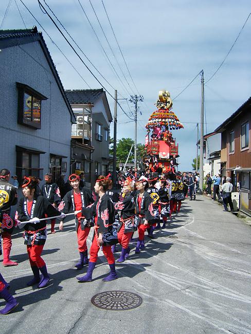 Фестиваль в Фусики