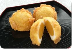 Мандзю: японские пирожки