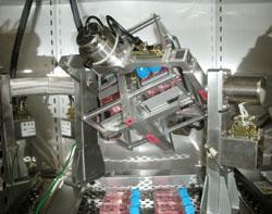 Устройство, разработанное японскими учёными, создаёт во вращающемся контейнере условия почти как в невесомости