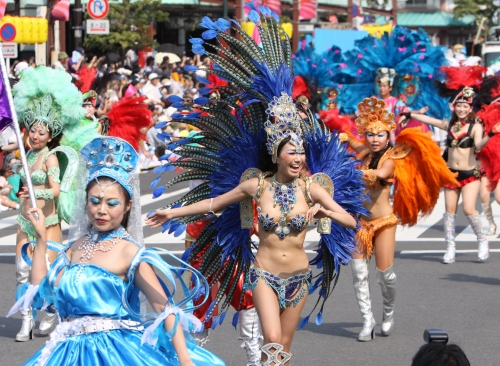 29-й Карнавал самбы в Асакусе