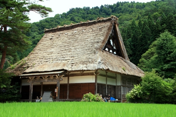 кухня в японском стиле фото