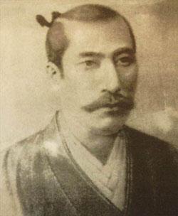 Один из объединителей Японии, Ода Нобунага (1534-1582). Портрет написан при его жизни священником-иезуитом