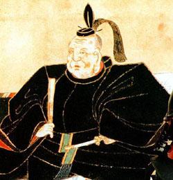 Токугава Иэясу, основавший в 1603 г. сёгунат Токугава