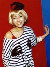 Модель Imalu, дочь Саммы Акасии и Синобу Отакэ