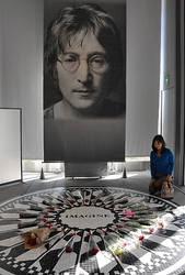 МузейДжона Леннона изнутри. Префектура Сайтама, 6-е декабря 2009 г.