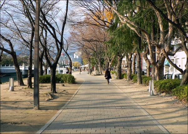 Парк Мира в Хиросиме