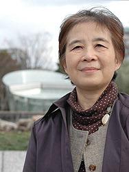 Ёсиэ Курихара, издатель и редактор ежемесячного журнала Jibun-shi Tsushin Hibakusha