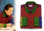 Рубашки Хатоямы, предлагаемые ShirtsMyWay.com