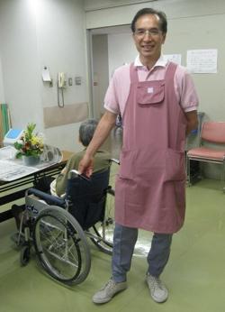 Помощник по дому Таканори Като. Фото автора