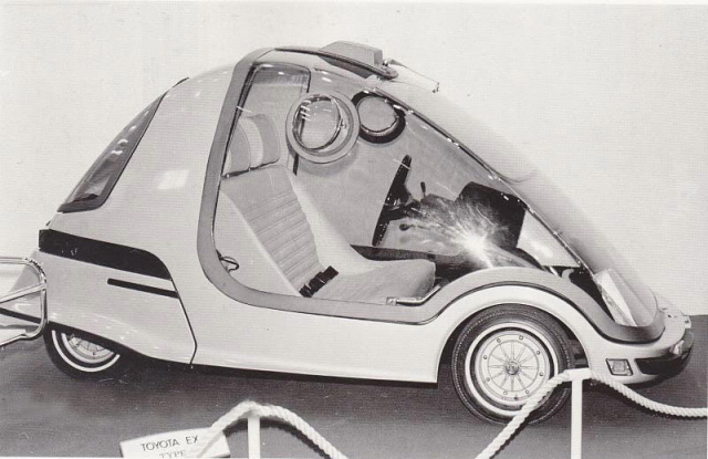 Японские концепт-кары за последние 50 лет