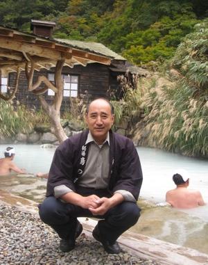 Кадзуси Сато (фото автора)