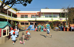 Детский сад Киёсэ