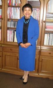 Марико Бандо (фото автора)