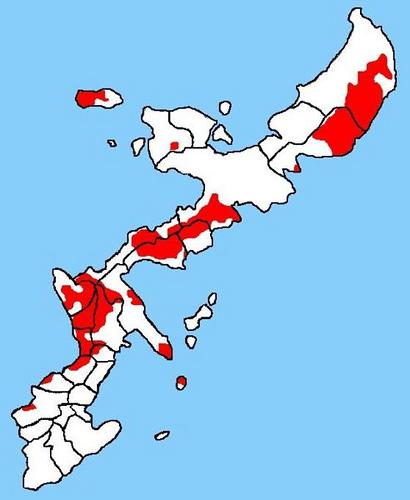 Военные базы США на Окинаве