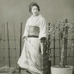 Косэи 小清, 18 лет, квартал Нихонбаси