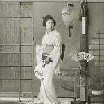 Гейша Эрико ゑり子, квартал Синбаси