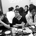 Ужин с коллегами