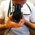 В процессе фотографирования
